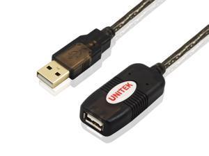 UNITEK Y-262 USB 2.0 20M(65ft) Active Extension Cable
