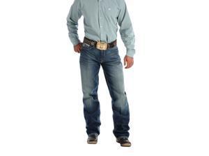 Cinch Western Denim Jeans Mens Bootcut Grant 31 x 36 Med MB73937001
