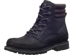 Helly Hansen Boots Mens Gataga Rubber 11.5 Jet Black Charcoal 10804