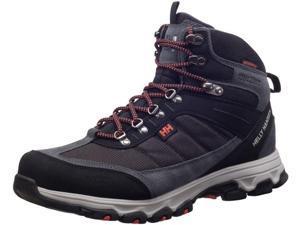 Helly Hansen Boots Mens Rapide Waterproof 10 Black Ebony Rusty 10891