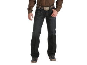 Cinch Western Jean Men Grant Rlx Chevrons 32 x 34 Dark Wash MB77837001