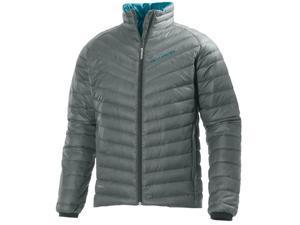 Helly Hansen Jacket Mens Verglas Down Insulator Windproof L Rock 62510