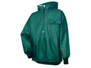Helly Hansen Work Jacket Mens Roan Anorak Brushed L Dark Green 70206
