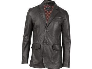 Durango Western Jacket Mens Leather Company Sundance 2XL Black DLC0034