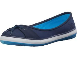 Helly Hansen Athletic Shoes Womens Malin Canvas 9 Navy Azure 10915