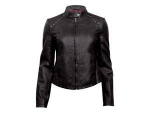 Durango Western Jacket Womens Leather Company Belle S Black DLC0045