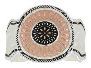Montana Silversmiths Jewelry Womens Bracelet CrossCut Silver BC2847RG