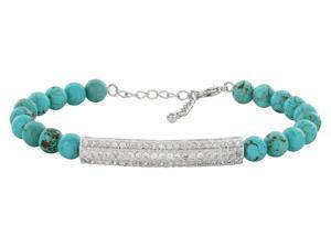 "Montana Silversmiths Jewelry Womens Bracelet Heaven 9"" Silver BC3040"
