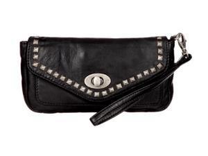 Durango Handbag Womens Leather Company Belle Starr OX Black DLC0053