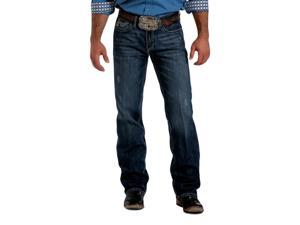 Cinch Western Jeans Mens Denim Grant Rlx 31 x 32 Dark Wash MB79737001