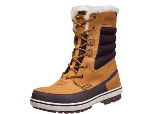 Helly Hansen Boots Men Garibaldi 2 WP Snowboot 10.5 Wheat Coffee 10995