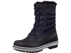 Helly Hansen Boots Mens Garibaldi 2 WP Snowboot 11 Jet Black Ash 10995