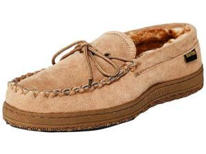 Old Friend Slippers Womens Kentucky Loafer Moccasin 8 Chestnut 548151