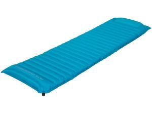 """Alps Mountaineering Featherlite 4s Air Pad 24"""" x 77"""" x 3"""" Blue 7258928"""