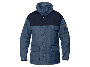 Fjallraven Outdoor Jacket Mens Greenland XS Uncle Blue F81427
