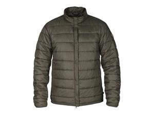 Fjallraven Outdoor Jacket Mens Keb Padded S Dark Olive F81386