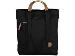 Fjallraven Versatile Bag Travel Totepack No.1 Black F24203
