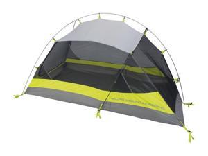 """Alps Mountaineering Hydrus 1 Tent 3'2"""" x 7'2"""" Silver Green 5022616"""
