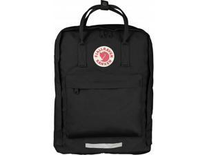 FjallRaven Versatile Maxi Kanken Backpack Black F23530