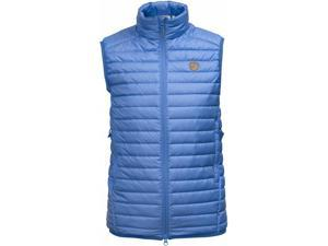 Fjallraven Outdoor Vest Womens Abisko Padded S UN Blue F89723