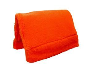 "Outfitters Supply Pack Pad Fleece 30"" x 46 Hunter Orange WSP308"