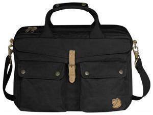 Fjallraven Greenland Briefcase Spacious Durable Black F23139