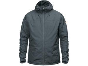 Fjallraven Outdoor Jacket Mens High Coast Padded S Ash Gray F82227