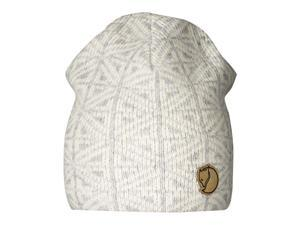 Fjallraven Outdoor Hat Adult Frost Knit One Size Fits All Ecru F77197