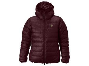Fjallraven Outdoor Jacket Womens Pak Microloft S Dark Garnet F89651