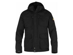 Fjallraven Outdoor Jacket Mens Montt 3 in 1 Hydratic M Black F81219