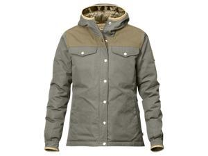 Fjallraven Outdoor Jacket Womens Greenland No. 1 XL Fog Sand F89136