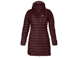 Fjallraven Outdoor Jacket Womens Snow Flake Parka M Burnt Red F80766