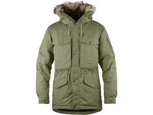 Fjallraven Outdoor Jacket Adult Singi Down Adjustable M Green F82278
