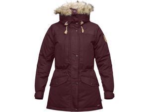 Fjallraven Outdoor Jacket Womens Singi Down W L Dark Garnet F89647
