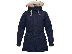 Fjallraven Outdoor Jacket Womens Singi Down W 2XS Dark Navy F89647