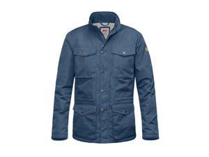 Fjallraven Outdoor Jacket Mens Raven Winter M Uncle Blue F82276