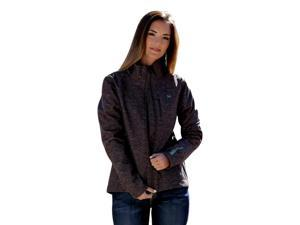 Cinch Western Jacket Womens Bonded Pockets Lined XL Brown MAJ9830005