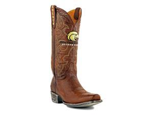 Gameday Boots Mens Western South Mississippi 10 D Brass USM-M208-1