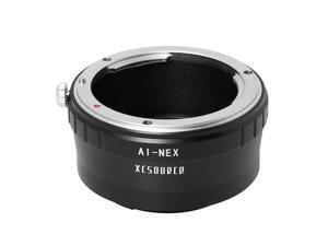 XCSOURCE® Lens adapter For Nikon Lens to Sony NEX E Mount NEX-7 NEX-3C NEX-5 NEX-VG10 DC49