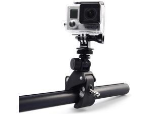 Handlebar Seatpost Roll Cage Mount Clamp & Tripod Mount for GoPro Hero 3+ 3 2 1 OS018