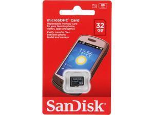 SanDisk 32GB Micro SD SDHC MicroSD MicroSDHC Class 4 C4 32G 32 GB Card HK090
