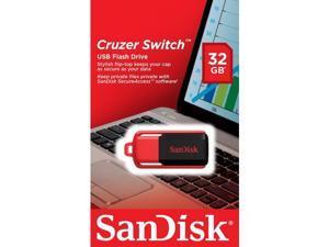 SanDisk Cruzer Switch CZ52 32GB 32G 32 GB USB Flash Drive SDCZ52-032G-B35