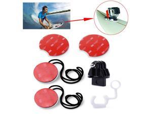 XCSOURCE® Hot Surfboard Surfing Mounts Locking FCS Plug Kit for GoPro Hero 1 2 3 3+ Camera OS078