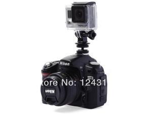 Xcsource® Hot Shoe Mount Adapter + Tripod mount + Screws for Camera GoPro Hero 2 3 3+ 4 Camera OS072-SZ
