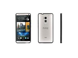 Griffin Reveal Clear Case with Black Trim for HTC One® max   Our ultra-thin hard-shell case for your HTC One max.