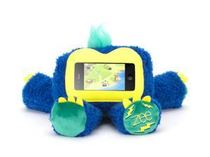 Blue Woogie Zee Plush Kid Case  for iPhone and iPod touch,Half case, half teddy bear, all fun.