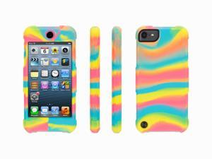 Griffin Neon Swirl Survivor Skin for iPod touch (5th gen.)   6-foot drop protection in a silicone skin.