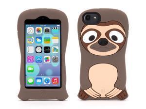 Sloth KaZoo Protective Animal Case for iPod touch (5th/ 6th gen.),Fun animal friends for iPod touch (5th gen)