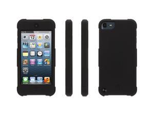 Griffin Black Survivor Skin Case for iPod touch (5th/ 6th gen.)   6-foot drop protection in a silicone skin.