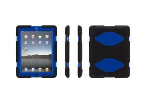 Black/Blue Survivor All-Terrain Case for iPad 2, iPad 3, and iPad (4th gen),Extreme-duty case for iPad 2 and iPad 3